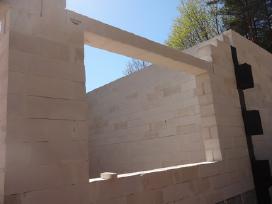 Akyto betono blokeliai bauroc (Aeroc) - nuotraukos Nr. 4