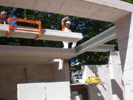 Akyto betono blokeliai bauroc (Aeroc) - nuotraukos Nr. 6