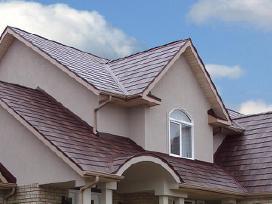 Šlaitinių stogų įrengimas , stogų dengimas