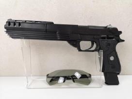 Orinis pistoletas (airsoft) šaudo 6mm kulkom