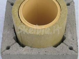 Sertifikuoti kaminai su keraminiu įdėklu - nuotraukos Nr. 6