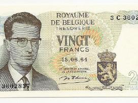 Belgijos banknotai