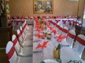 Įmonių vakarėliams, krikštynoms Salotės restoranas