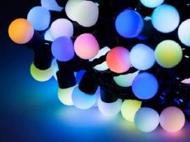 Kaledines led lemputes / varvekliai