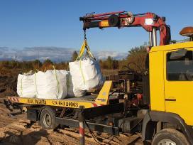 Krovinių ir technikos pervežimas,techninė pagalba