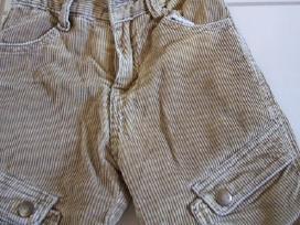 Žieminės velvetinės kelnės