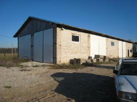 Gamybines Patalpos-garazas