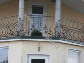 Kalviški Balkono Turėklai,šašlykinės,tvoros,vartai