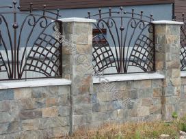 Kalviski balkono tureklai,saslykines,tvoros,vartai