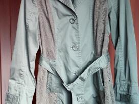 Naujas rudeninis paltas
