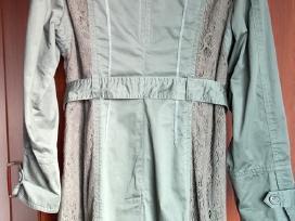 Naujas pavasarinis paltas
