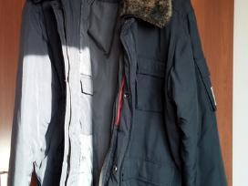 Šiltas žieminis paltas Jack Jones