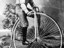 Ieškau visko kas susiję su senoviniais dviračiais