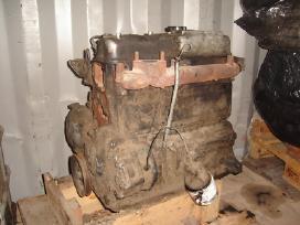 Sakinio krautuvo Toyota dyzelinis variklis- 2j