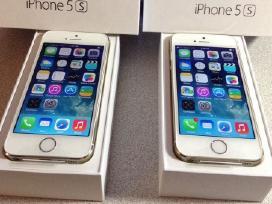 iPhone 5S,naudoti Kaina nuo 140 Eur