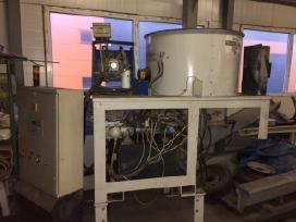 Medienos atliekų granuliatorius P.system mod. P - nuotraukos Nr. 2