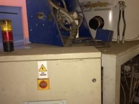 Medienos atliekų granuliatorius P.system mod. P - nuotraukos Nr. 3