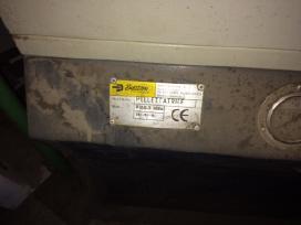 Medienos atliekų granuliatorius P.system mod. P - nuotraukos Nr. 5