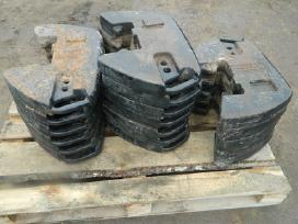 Traktoriaus Case 310 Magnum atsarginės dalys - nuotraukos Nr. 4