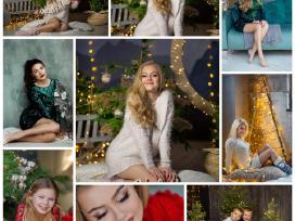 Kalėdinės fotosesijos visai šeimai