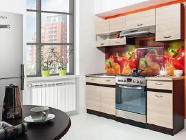 Nauji virtuvės komplektai