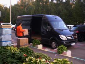 Международные перевозки Литва Европа Россия Беларусь