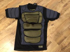 Grindų riedulio apsauginiai marškinėliai Fat Pipe