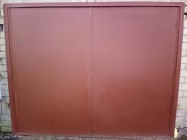 Garažo vartai-durys