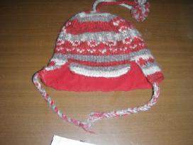 Gražios,šiltos kepurės - nuotraukos Nr. 5
