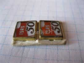Zenkleliai 2 vnt. - TSRS 50 .parduodami kartu