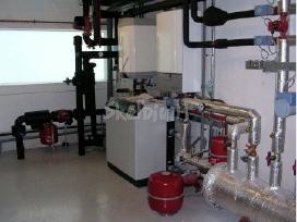 Geoterminis šildymas, giluminiai gręžiniai