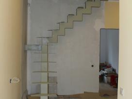 Metaliniai laiptai - nuotraukos Nr. 7