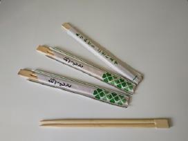Kinietškos lazdelės -stalo įrankiai