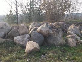 Parduodu akmenis