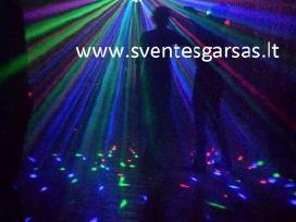 Šviesos efektų nuoma vakarėliams!