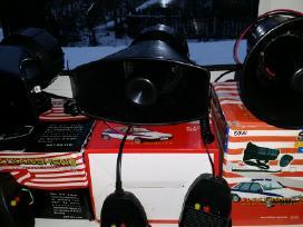 Automobiline sirena su mikrafonu ruporas 19e