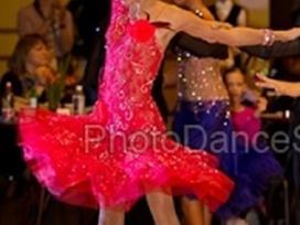 Blizginta La šokių suknelė