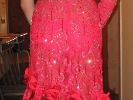 Blizginta La šokių suknelė - nuotraukos Nr. 3