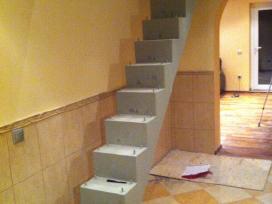Metaliniai laiptai - nuotraukos Nr. 9