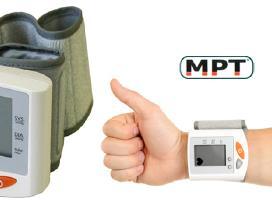 Elektroninis riešinis kraujospūdžio matuoklis Mpt