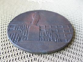 Ltsr stalo medalis .zr. foto. - nuotraukos Nr. 3