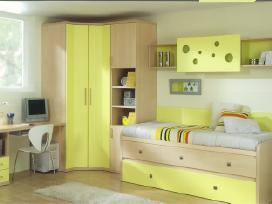 Vaikų kambario baldai - nuotraukos Nr. 3