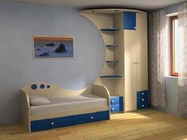 Vaikų kambario baldai - nuotraukos Nr. 5
