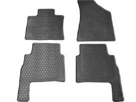 Modeliniai auto kilimėliai. Guminiai, tekstiliniai