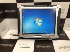 Kariniai nešiojamieji kompiuteriai Panasonic Cf-19