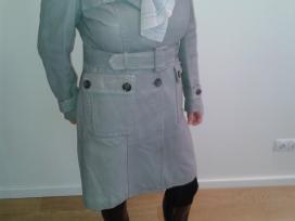 Parduodamas odinis moteriškas paltas 30eur