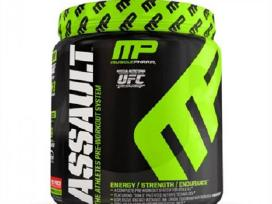Musclepharm Nutrition Produkcija
