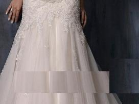 Parduodama nauja prabangi vestuvinė suknelė