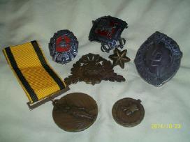 Perku monetas, apdovanojimus