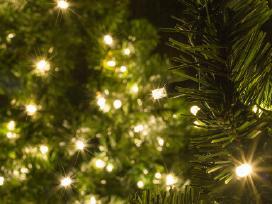 Vidau ir Lauko Kalėdu dekoracijos, Led varveklia